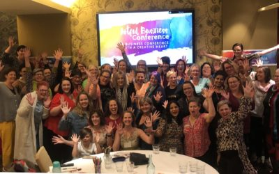 Artful Business Conference was fantastic